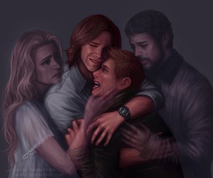 supernatural, dean winchester, and family image