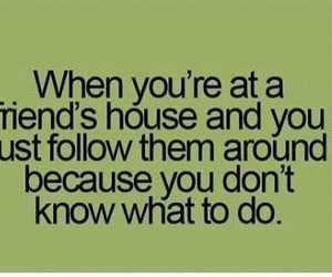 follow, fun, and house image
