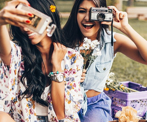 friendship, look, and photo image