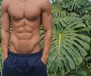 abs, amazing, and bae image