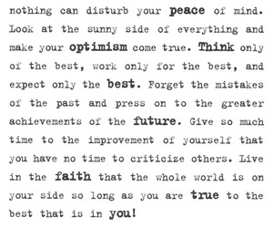 quote, faith, and optimism image