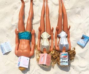 barbie, ken, and ship image