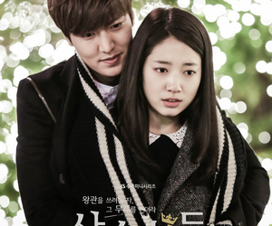 korean, park shin hye, and the heirs image