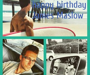 james maslov brithday image
