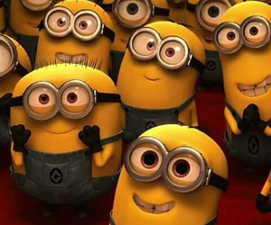 minions, wallpaper, and cute image