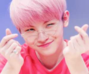 Seventeen, woozi, and kpop icons image