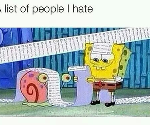 funny, people, and spongebob image