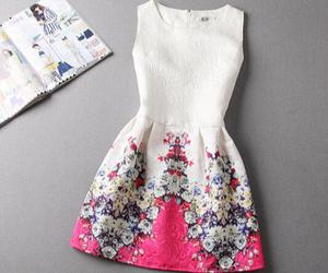 dress, luxury, and princess image