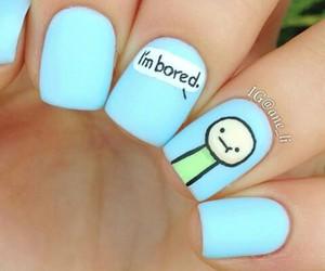 nail and nail art image