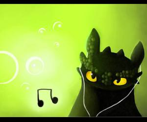 httyd. toothless image