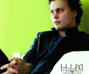 him, music, and ville valo image
