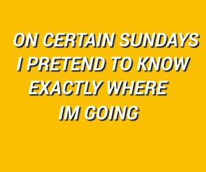 happy, quotes, and yellow image