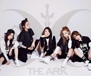 the ark, kpop, and yujin image
