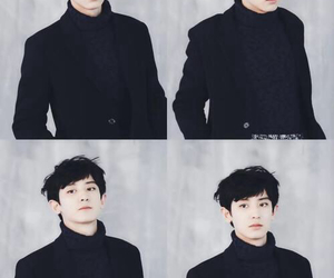 exo, chanyeol, and park chanyeol image