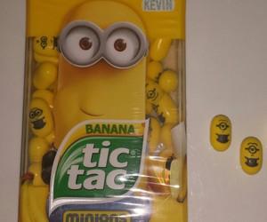 kevin, minions, and bananaaaa image