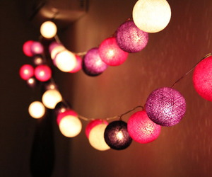 light, pink, and cute image