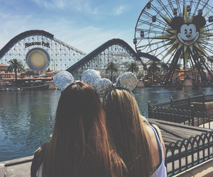 disneyland, tumblr, and friends image