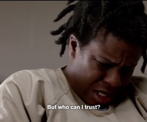 crazy eyes, suzanne, and orange is the new black image