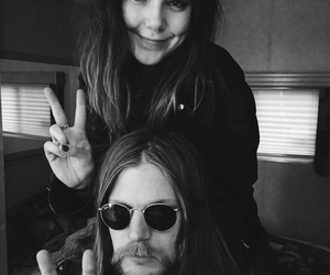 black & white, nanna, and of monsters and men image