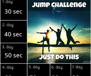 challenge, jump, and jumping image