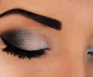 amazing, eye, and eyeshadow image