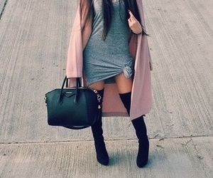 black, grey, and socks image