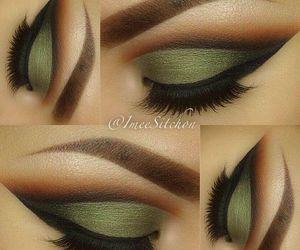 beautiful, eyeshadow, and flawless image