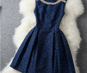 dress, short, and cute image