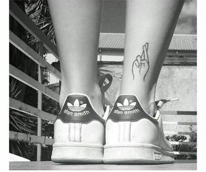 adidas, tattoo, and tatuaje image