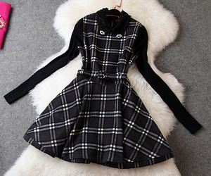dress, pretty, and style image
