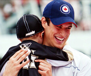 pittsburgh penguins and sidney crosby image