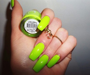 green, lime, and conlimon image