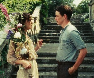 atonement, blue shirt, and fountain image