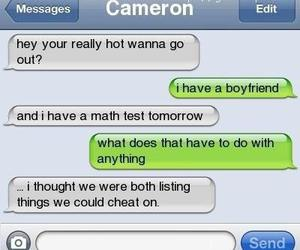 lol, text, and text messages image
