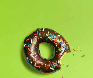 doughnut and food image