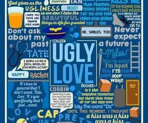 ugly love, book, and quotes image