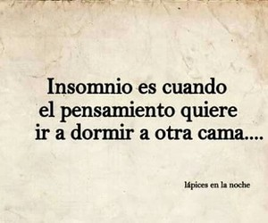 insomnio and frases image