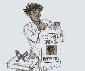 harry potter and draw image