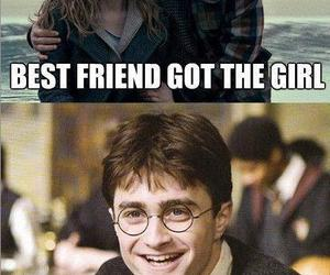 best friend, harry potter, and tit-for-tat image