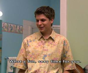 arrested development, michael cera, and sexy image
