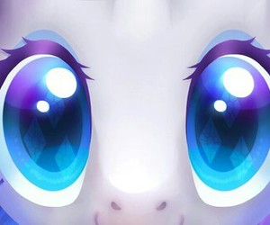 MLP, my little pony, and rarity image