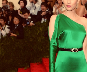 beauty, met gala, and color image