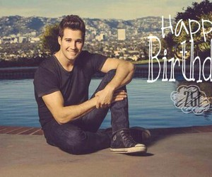 happy birthday, big time rush, and james maslow image