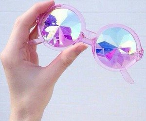 glass, pink, and cute image