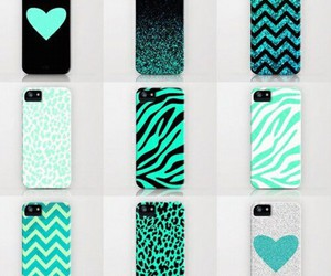 bluegreen and iphone case image