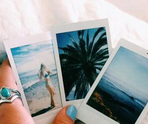 summer, tumblr, and polaroid image