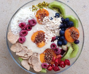 breakfast, fruit, and healthy image