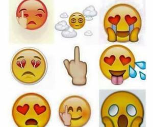 emoji, cool, and waiting image
