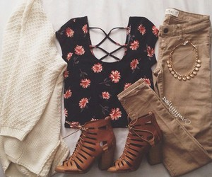 beautiful, outfit, and girls image