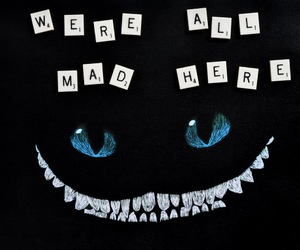 alice in wonderland, alice madness returns, and Cheshire cat image
